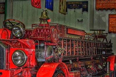 Museum Shoot - FASNY Firemen's Firefighting Museum, Hudson, NY - 7/15/17