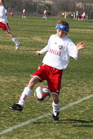 FC Dallas Blue 98 Soccer