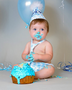 Taylor's 1st Birthday