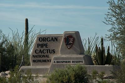 2017 Organ Pipe Cactus National Monument