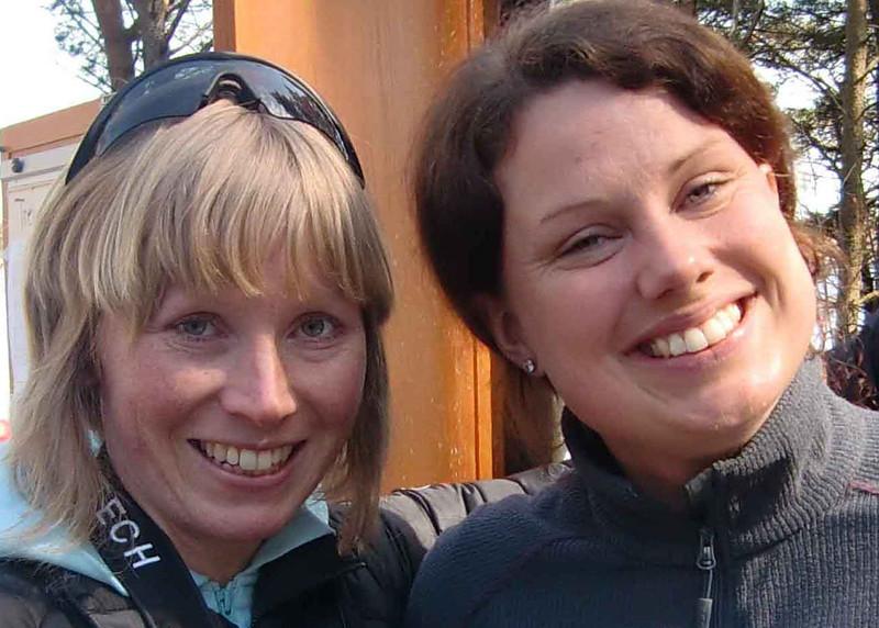 Thilde Dalsmo Stray og Merethe Solvik