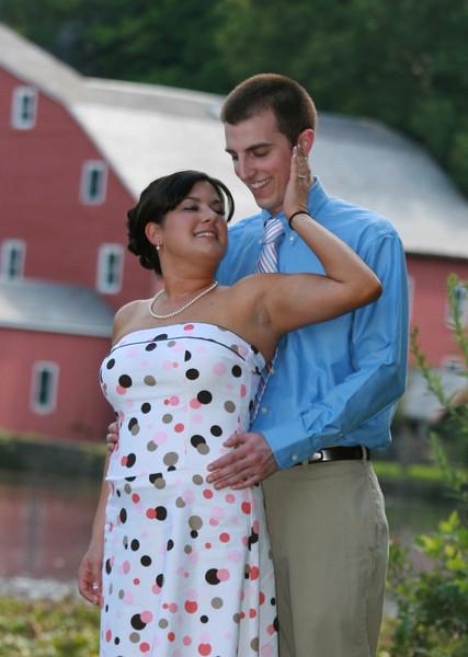 Nicole & William Engagement