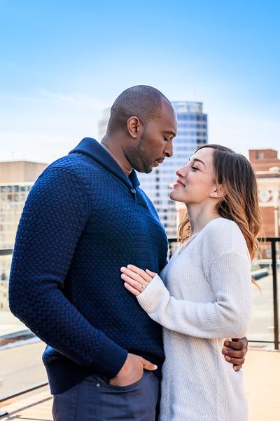 Engagement - Amber & DeShawn