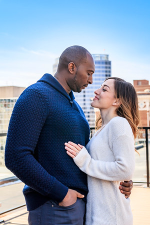 Engagement - Amber & DeShawn
