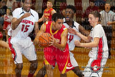 Chaminade Vs St Johns, Boys Varsity Basketball 01.20.11