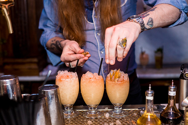 Polite Bartender Takeover - 3.27.17 (Brian)