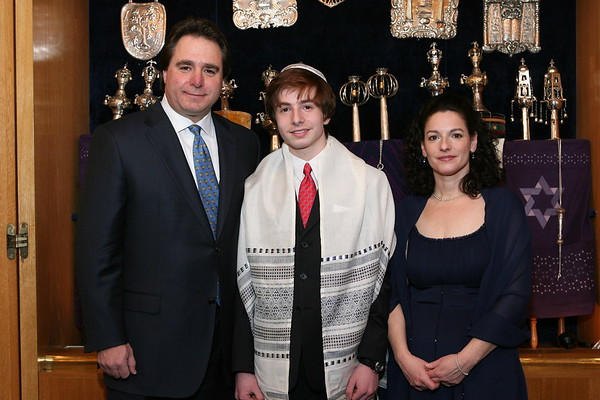 Matthew Bar Mitzvah