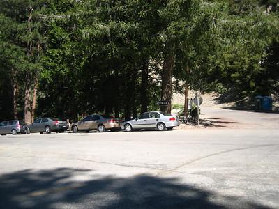 Baldy Register Ridge 5-23-09
