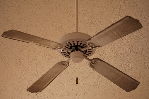 Old Fans and Lights