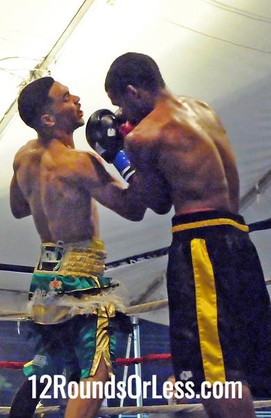 Bout 5 Miguel Gonzalez-vs-Tyrone Harris