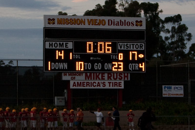 Frosh vs. Mission Viejo
