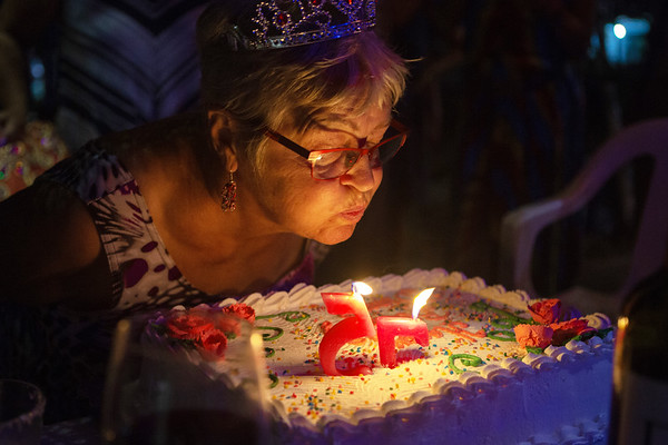 Diane's birthday