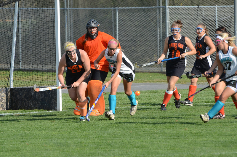 Varsity Field Hockey October 5 vs Rising Sun