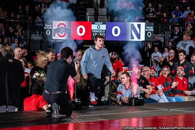Pre-Dual - Ohio State Vs Northwestern - 2-09-20