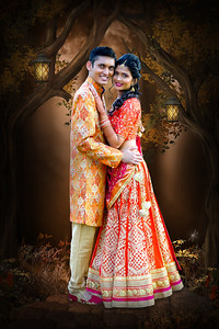 Engagement Ceremony of Risham & Shalini