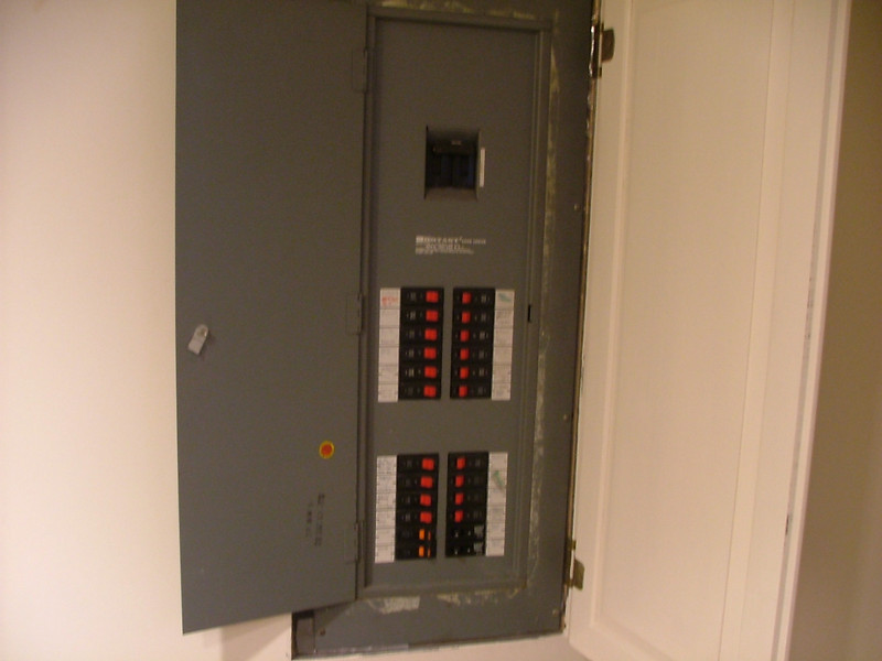 200 amp electrical, but no room left in panel