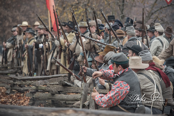 Battle of Prairie Grove Re-Enactment 2016