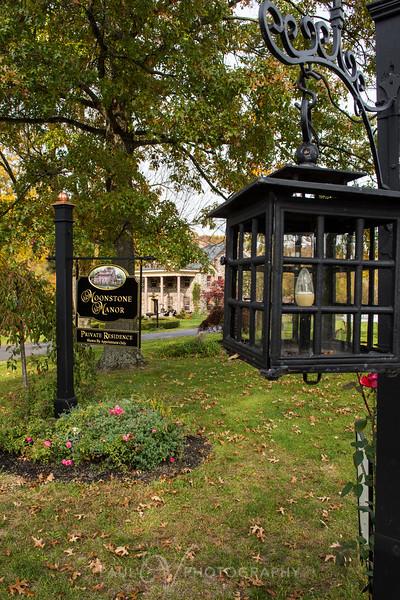 Moonstone Manor Entrance
