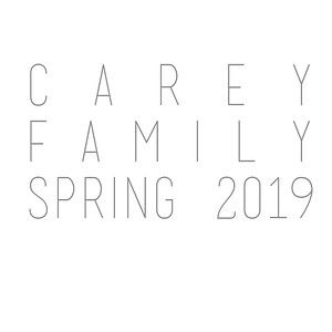 Carey Family Spring 2019