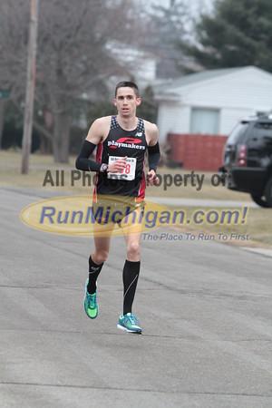 5K at 3 mile mark Gallery 1 - 2015 Bill Roney Run