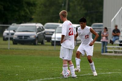 Boys Varsity Soccer - 2009-2010 - 9/22/2009 Tri-County