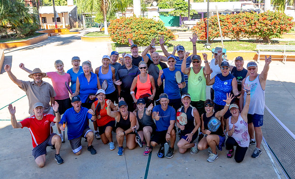Lo De Marcos pickleball tourney
