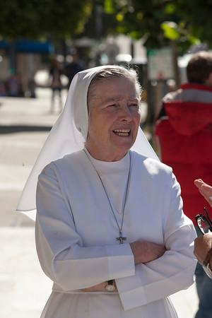 Salesian Sisters, San Francisco 2017