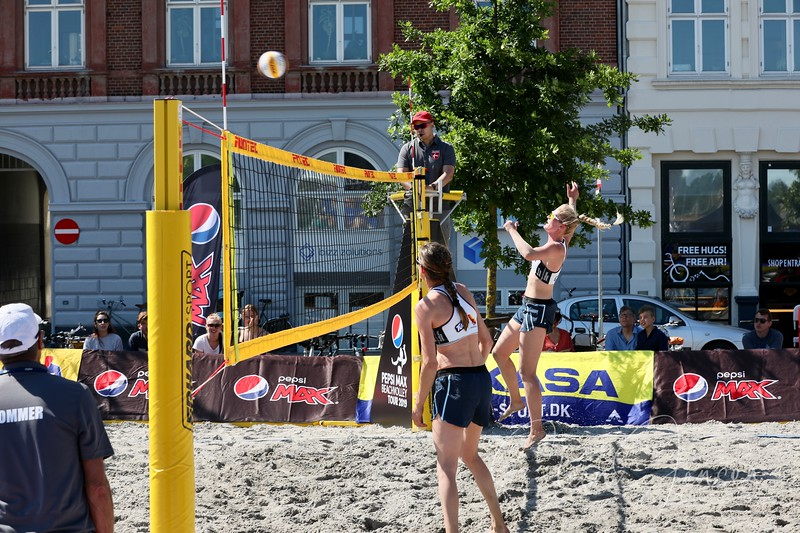 Sport; BeachVolley; CPH City Grand Slam;