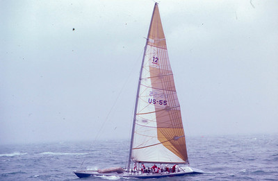 1986_11_xx - America's Cup Sailing