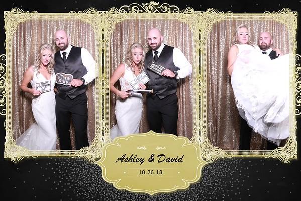 THE WEDDING OF ASHLEY & DAVID