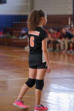 Bladen5 volleyball 16 at Clarkton