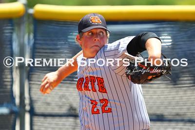La Porte Varsity Baseball vs.Manvel  5/4/2014