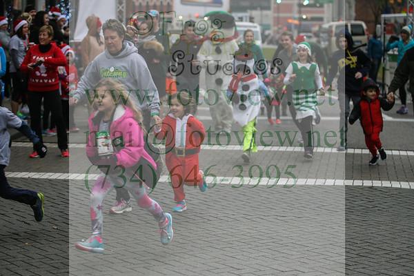 Jingle Bell Run for Arthritis Foundation 2 Dec 2017