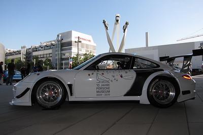 Porsche Factory Museum - 2019-07-02