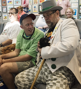 residents-of-breckenridge-village-enjoy-clowning-around-with-rosy-nose-clowns