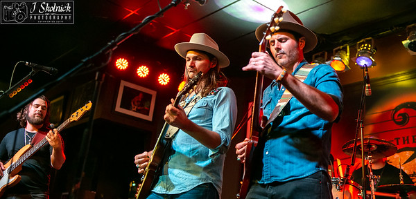 Devon Allman Project Duane Betts and band 10 17 18 Funky Biscuit