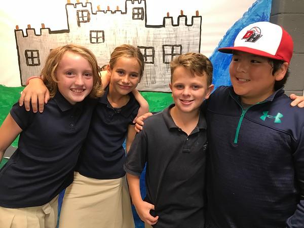 Fifth Grade Exhibit Night