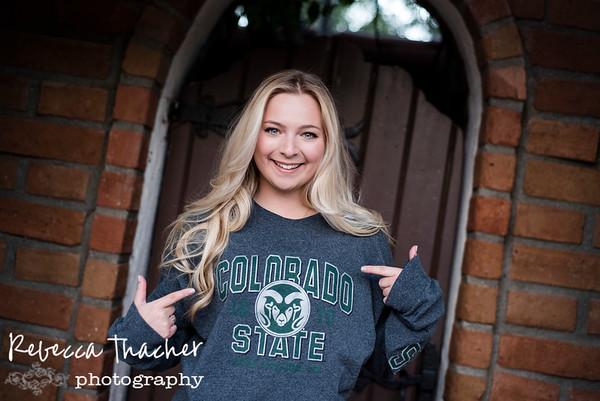 Sarah M . Senior