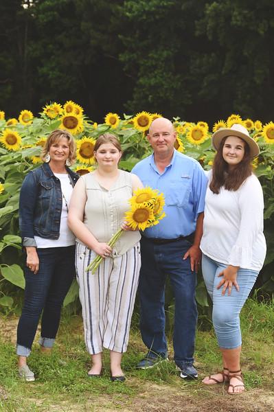 Spivey Sunflower Minis 2021