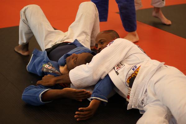 Rodrigo Feijao Seminar at Inferno MMA 06.12.10