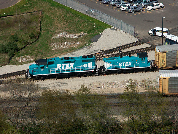 2005 New England Railroading