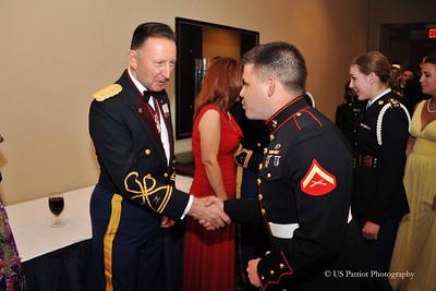 Georgetown University ROTC Military Ball 2013