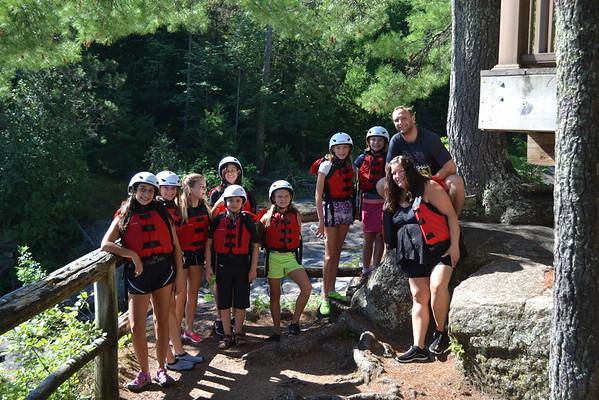 Church Rafting Trip Aug 7-9