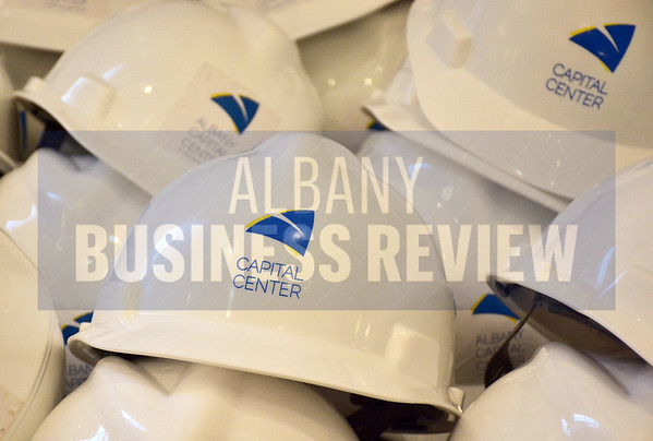Insider's Club tour  of Albany Capital Center 1-2017
