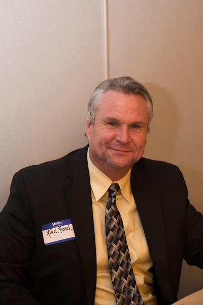 Motivational Speaker Mike Bosch