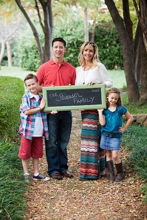 Strauser Family - 2013