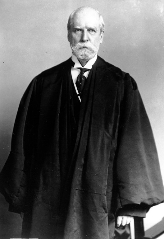 . This is a Feb. 1933 photo of Charles Evans Hughes, Chief Justice of the Supreme Court. (AP Photo)