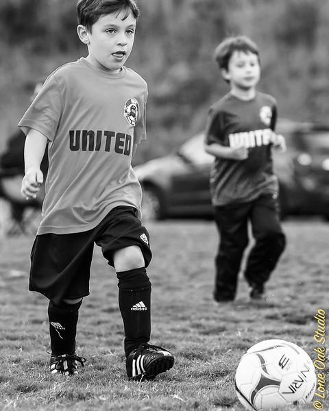 6U Soccer 10.16.2015