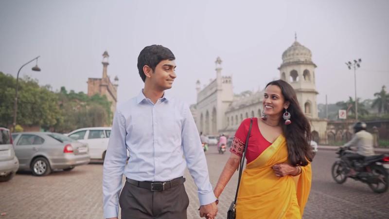 Abhijit & Monica
