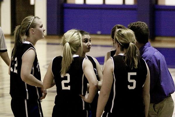 Girls Basketball v Buena Vista and Water Valley